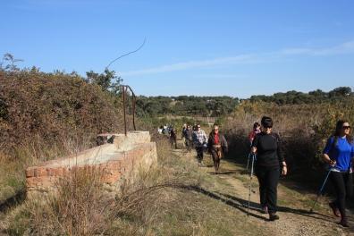 Represa y molinos de las Albuhera